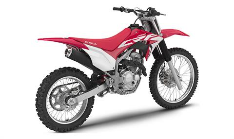 2019 Honda CRF250F in Gaylord, Michigan