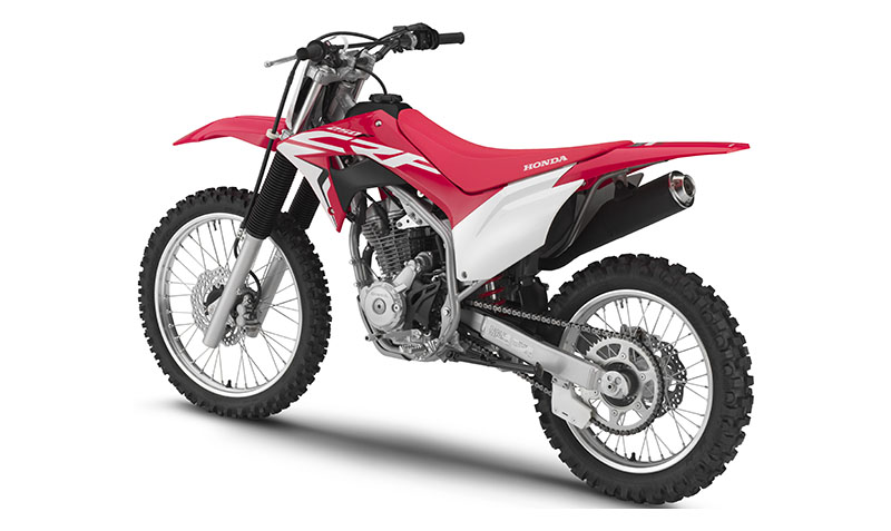 2019 Honda CRF250F in Augusta, Maine - Photo 6