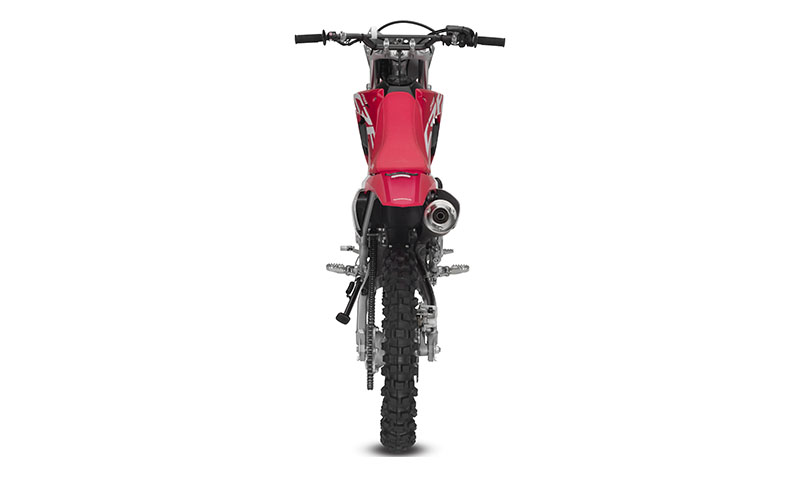 2019 Honda CRF250F in Goleta, California