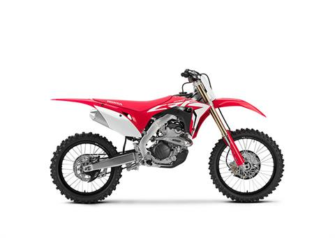 2019 Honda CRF250R in Cleveland, Ohio