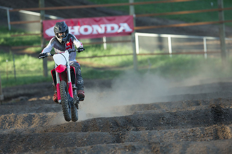 2019 Honda CRF250R in Lewiston, Maine - Photo 7