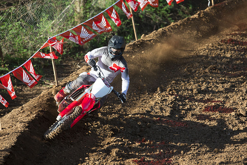 2019 Honda CRF250R in Lewiston, Maine - Photo 8
