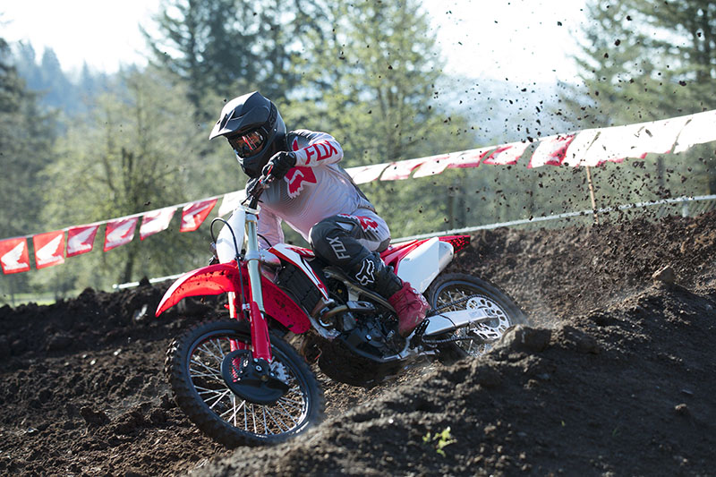 2019 Honda CRF250R in Lewiston, Maine - Photo 9