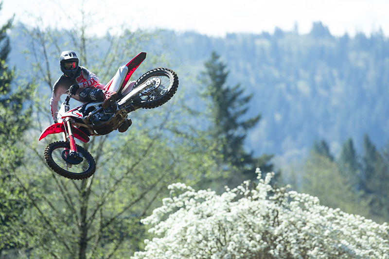 2019 Honda CRF250R in Lewiston, Maine - Photo 10