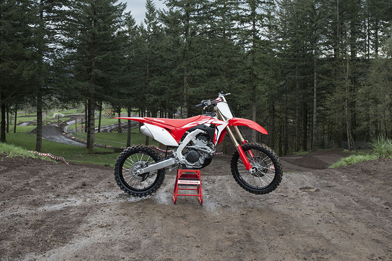 2019 Honda CRF250R in Lewiston, Maine - Photo 11