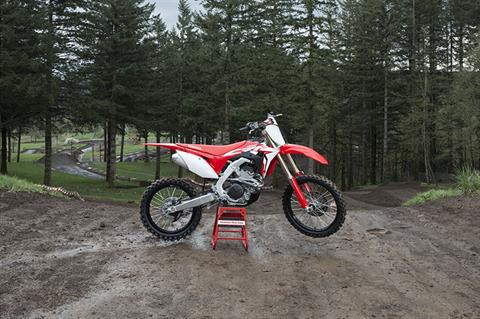 2019 Honda CRF250R in Middletown, New Jersey - Photo 11
