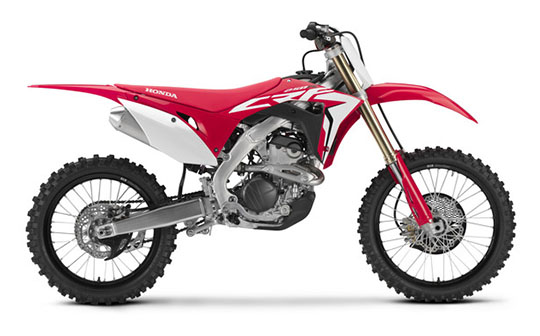 2019 Honda CRF250R in Hot Springs National Park, Arkansas - Photo 1