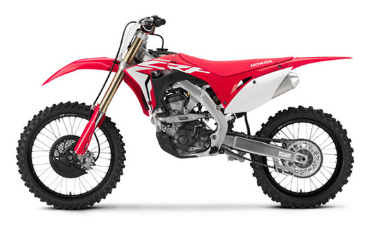 2019 Honda CRF250R in Panama City, Florida - Photo 2