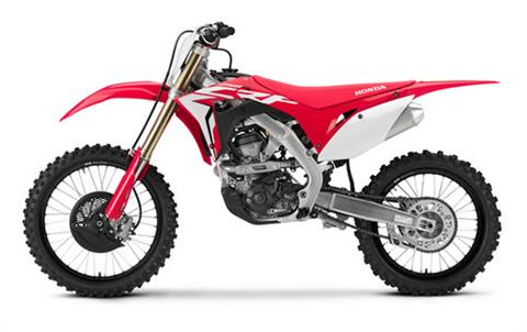 2019 Honda CRF250R in Lewiston, Maine - Photo 2