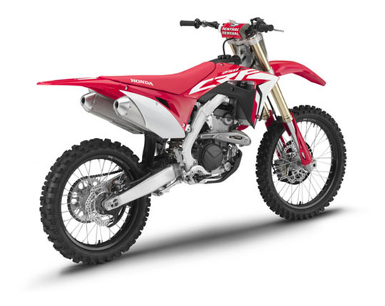 2019 Honda CRF250R in Freeport, Illinois - Photo 5