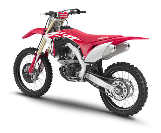 2019 Honda CRF250R in Lewiston, Maine - Photo 6