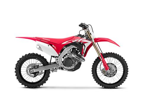 2019 Honda CRF450R in Virginia Beach, Virginia