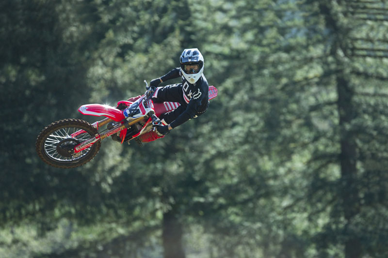 2019 Honda CRF450R in Huntington Beach, California - Photo 9