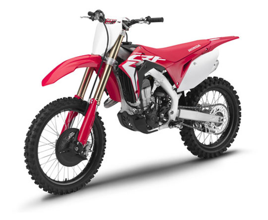 2019 Honda CRF450R in Petersburg, West Virginia - Photo 4