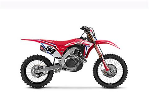 2019 Honda CRF450RWE in Virginia Beach, Virginia