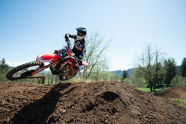 2019 Honda CRF450RWE in Sumter, South Carolina - Photo 7