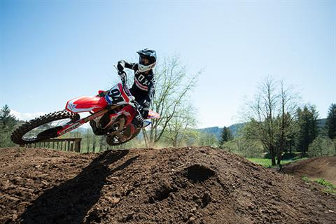 2019 Honda CRF450RWE in Honesdale, Pennsylvania