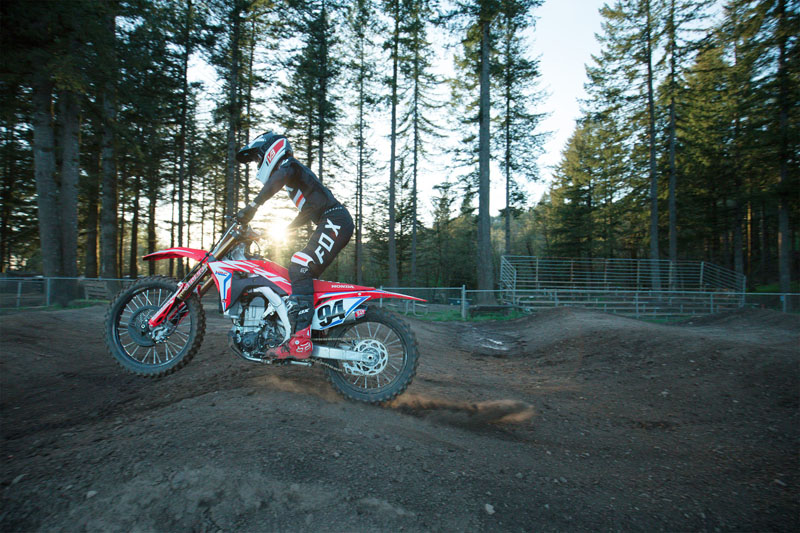 2019 Honda CRF450RWE in Warren, Michigan - Photo 8