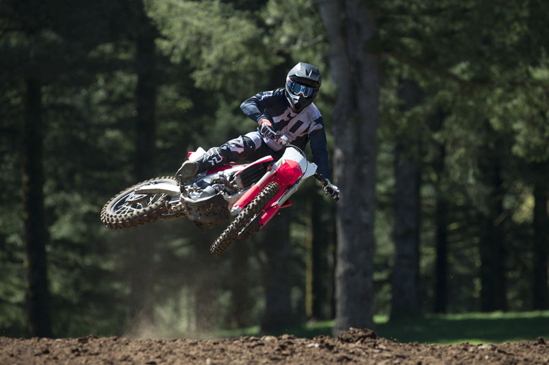 2019 Honda CRF450RWE in Merced, California - Photo 9