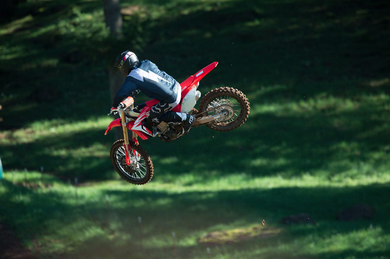 2019 Honda CRF450RWE in Sumter, South Carolina - Photo 12