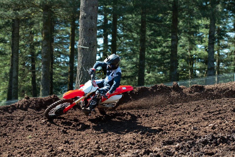 2019 Honda CRF450RWE in Moline, Illinois