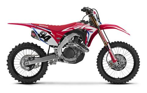 2019 Honda CRF450RWE in Fairfield, Illinois