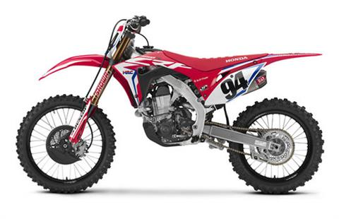 2019 Honda CRF450RWE in Monroe, Michigan - Photo 2