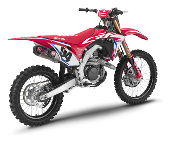 2019 Honda CRF450RWE in Sumter, South Carolina - Photo 5