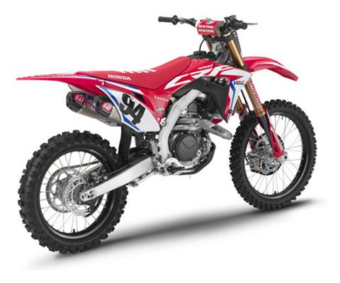 2019 Honda CRF450RWE in Monroe, Michigan - Photo 5