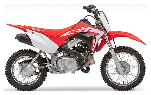 2019 Honda CRF110F in Augusta, Maine