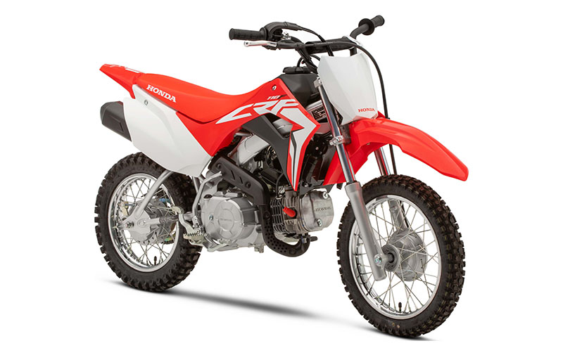 2019 Honda CRF110F in Fremont, California - Photo 3