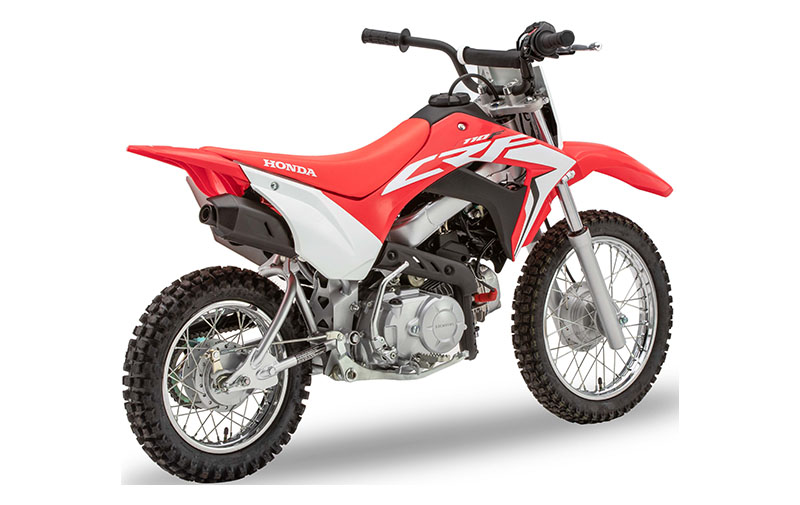 2019 Honda CRF110F in Iowa City, Iowa - Photo 5