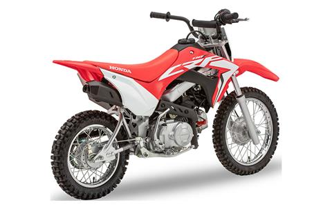 2019 Honda CRF110F in Amarillo, Texas