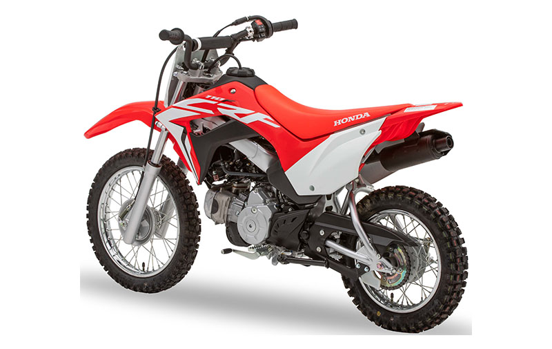 2019 Honda CRF110F in Palatine Bridge, New York - Photo 6
