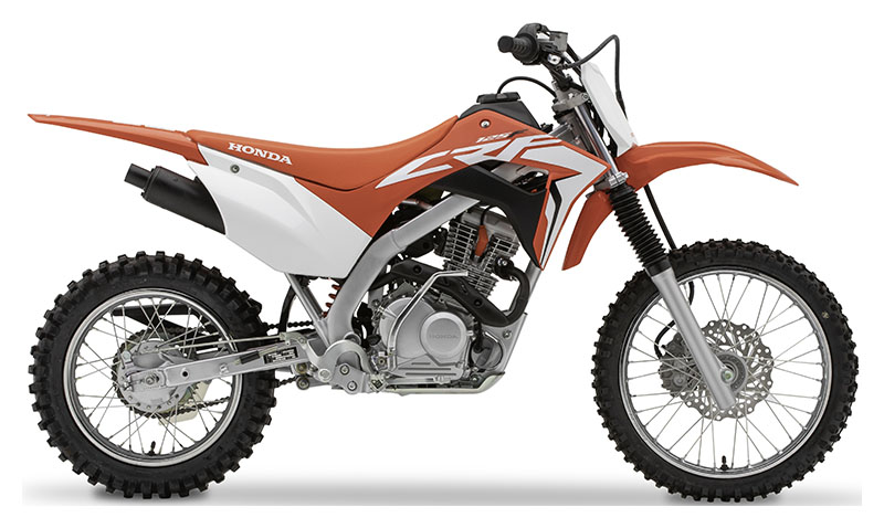 2019 Honda CRF125F in Fremont, California - Photo 1
