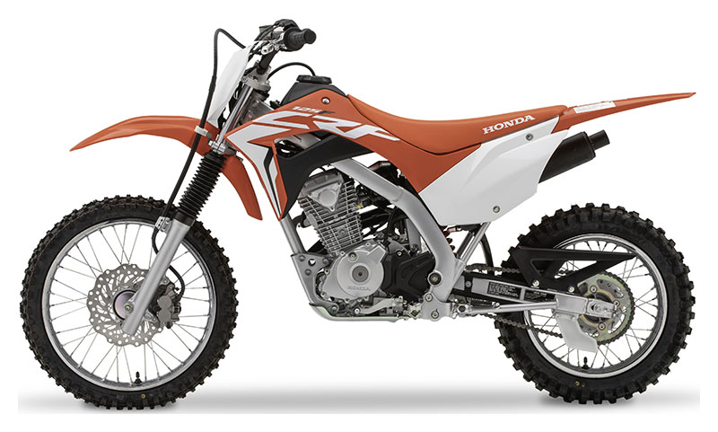 2019 Honda CRF125F in Dubuque, Iowa