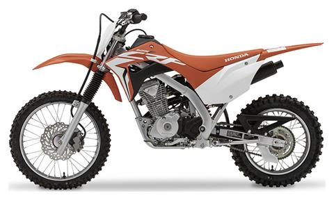 2019 Honda CRF125F in Visalia, California