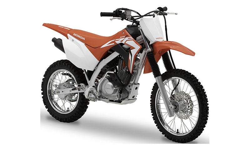 2019 Honda CRF125F in Orange, California - Photo 3