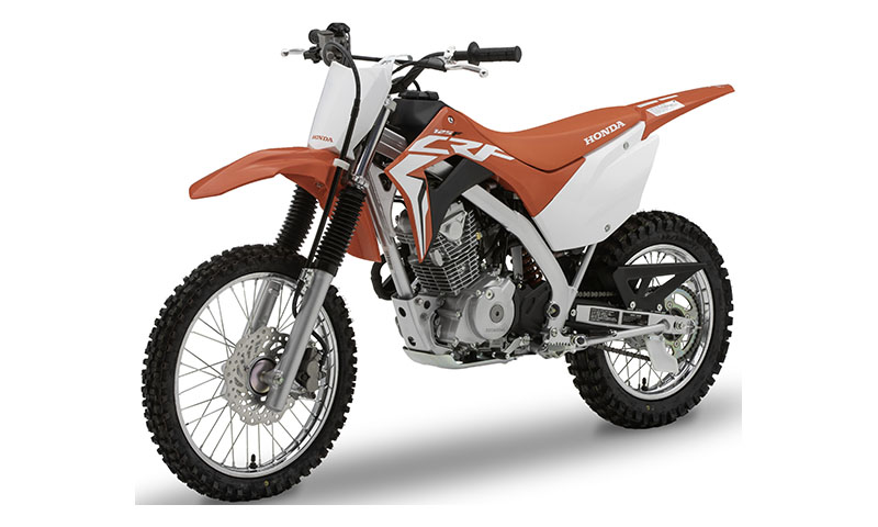 2019 Honda CRF125F in Sterling, Illinois