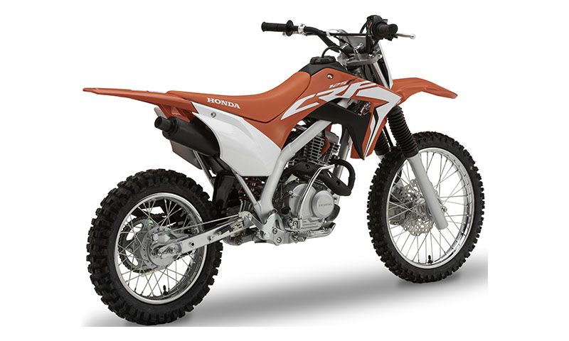 2019 Honda CRF125F in Orange, California - Photo 5