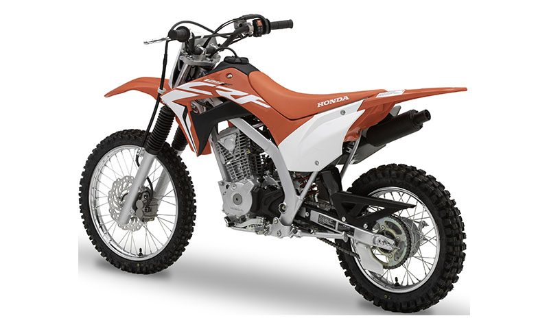 2019 Honda CRF125F in Amarillo, Texas