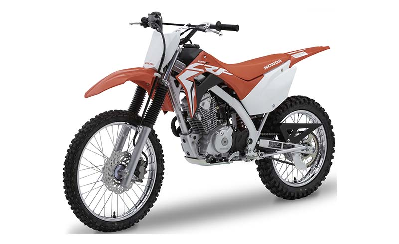 2019 Honda CRF125F (Big Wheel) in Madera, California