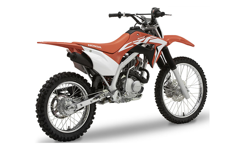 2019 Honda CRF125F (Big Wheel) in Monroe, Michigan