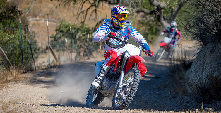 2019 Honda CRF230F in Chanute, Kansas