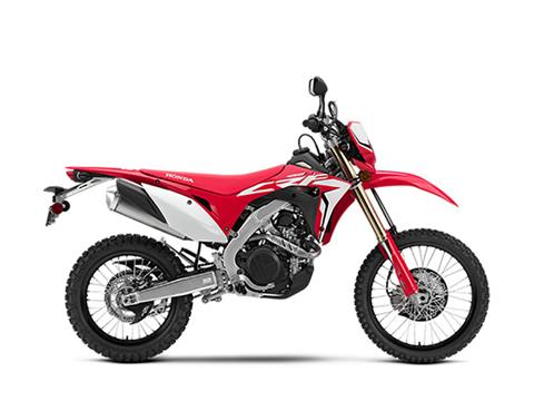 2019 Honda CRF450L in Cleveland, Ohio