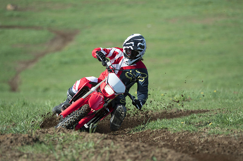 2019 Honda CRF450X in Cleveland, Ohio