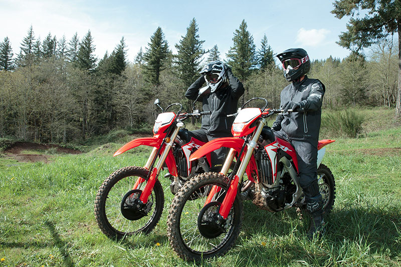 2019 Honda CRF450X in Monroe, Michigan - Photo 9