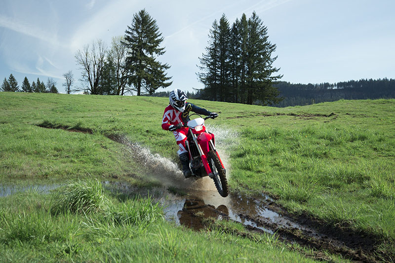 2019 Honda CRF450X in Madera, California - Photo 12