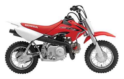 2019 Honda CRF50F in Freeport, Illinois