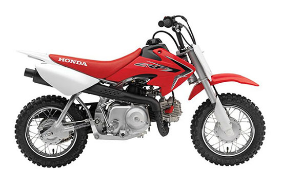 2019 Honda CRF50F in Merced, California